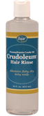 Crudoleum hair Rinse